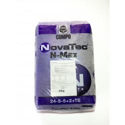 Novatec N-MAX 25 kg NPK 25-5-5