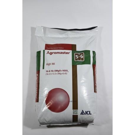 Agromaster 25 kg NPK 16-8-16+5MgO+16SO3